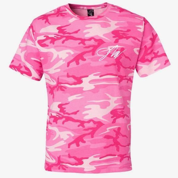 aee14e76 Jake Paul Pink Camo Shirt | Love love love in 2019 | Pink camo shirt ...