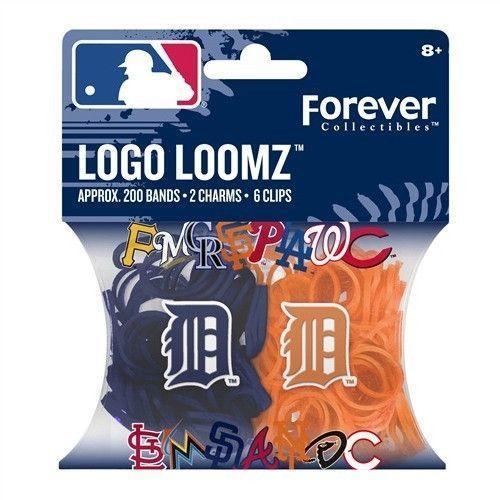 Detroit Tigers Logo Loomz Filler Pack