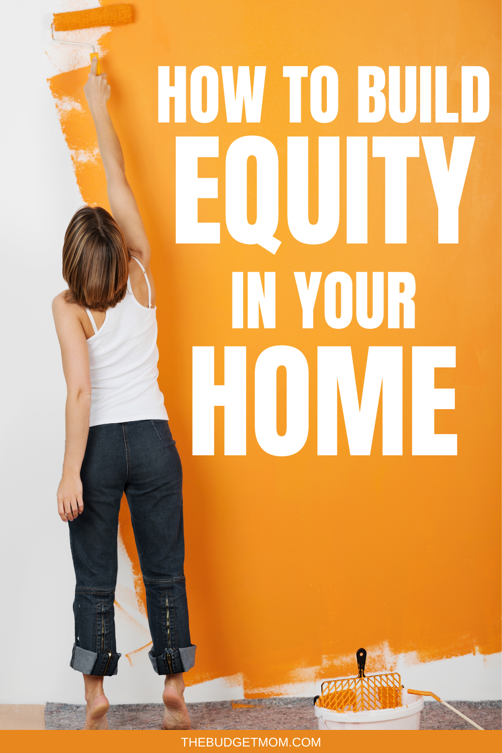If you own your home, it's an asset. So, it's smart to try to increase its value over time. Check out these tips you can use to build your home equity. #homeownership #homeequity via @thebudgetmom