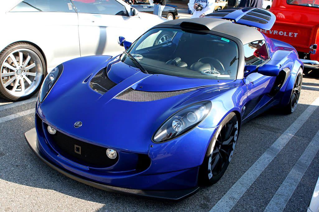 Modified Lotus Elise With Images Lotus Elise Lotus Car Smart