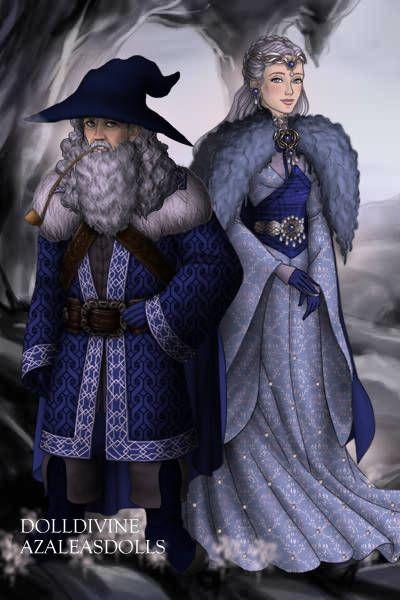Doll Costume Fantasy Dres Men Winter An Old Man Night Paraphrase