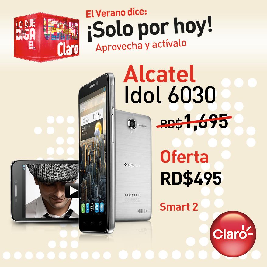 082aab1255c Aprovecha esta increíble oferta en Claro, República Dominicana, solo por  hoy - julio 29