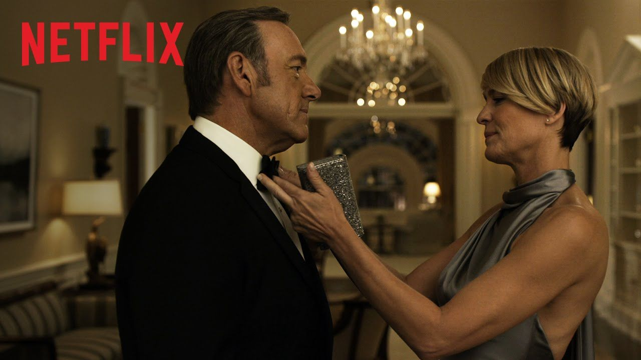 Netflix Releases The First Official Trailer For The Third Season Of The Political Drama Series House Of Cards House Of Cards Seasons House Of Cards Kevin Spacey