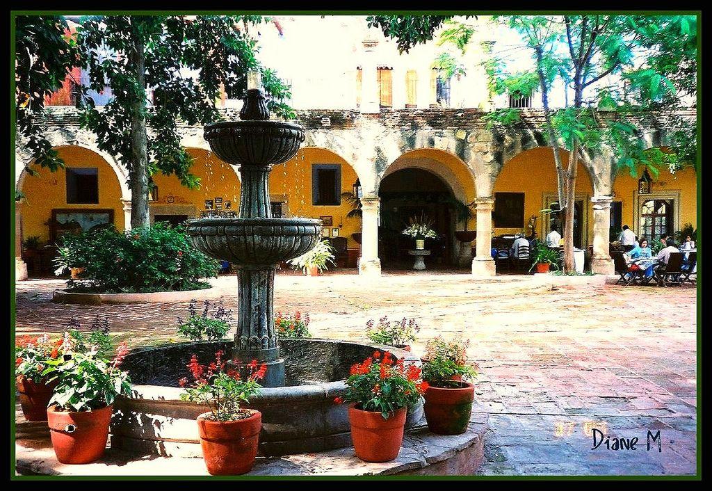 HACIENDA DEL CARMEN Near Guadalajara.