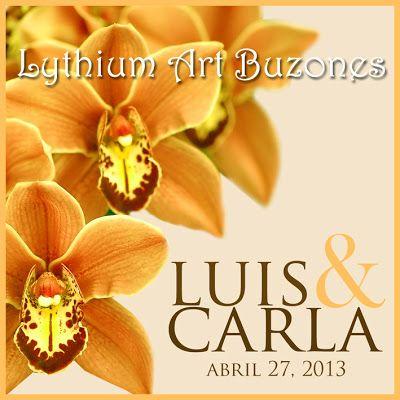 Linea de Accesorios para Boda Orquídeas | Lythium Art® Design by: Yil Siritt