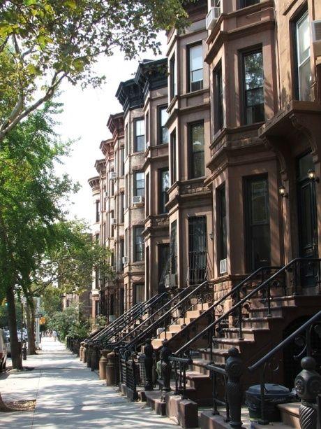 Brownstone Blocks of the Upper West Side | I Love The Upper West Side