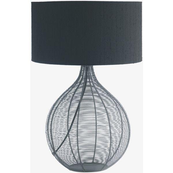 livia metal wire table lamp base 51 liked on polyvore rh pinterest com 3-Way Lamp Wiring Diagram Lamp Socket Wiring Diagram