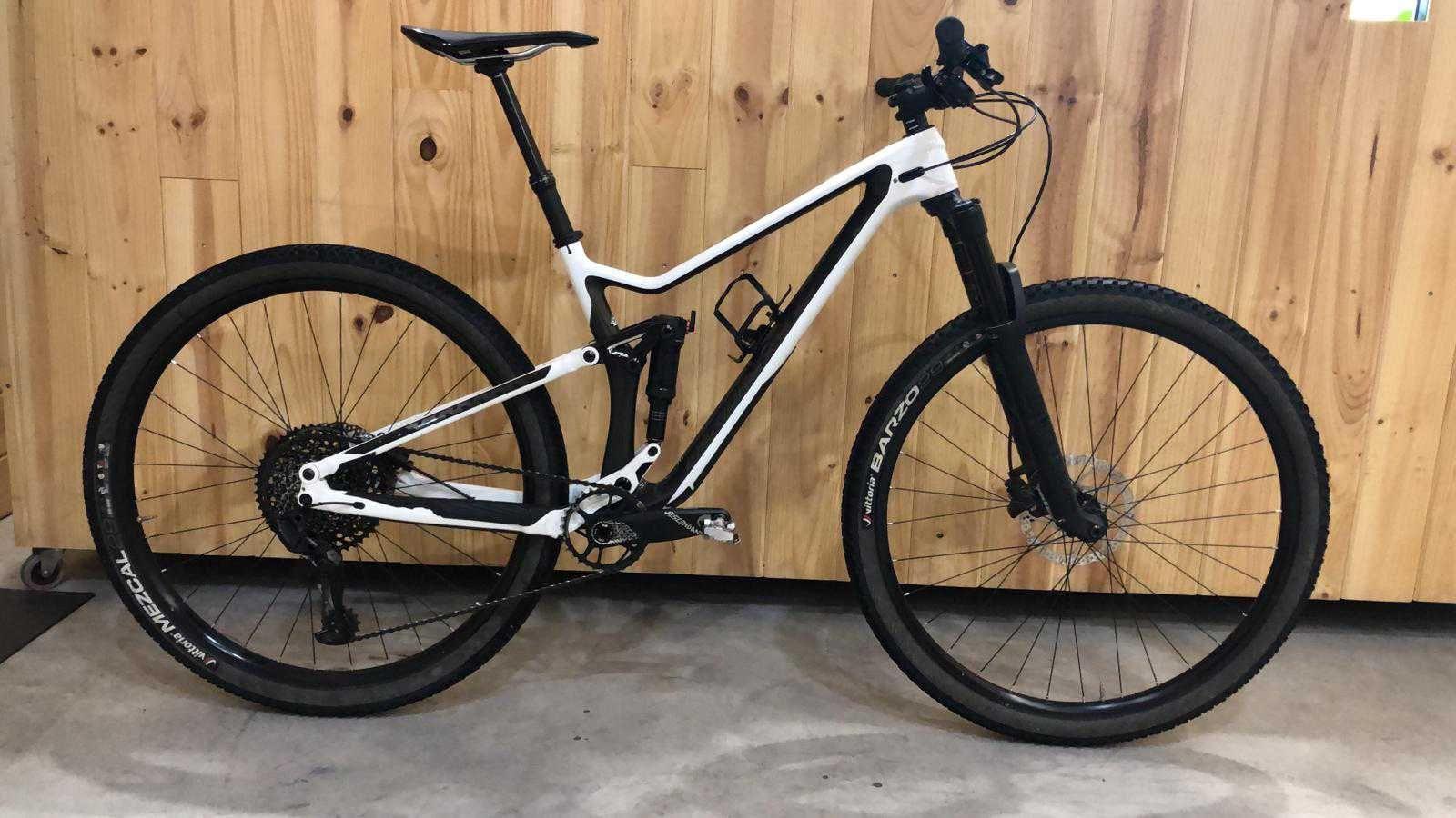 Bicicleta Merida One Twenty En Talla M 59729 Categoría Bicicletas De Montaña Año 2019 Cambio Sram Sx Eagle Bicicletas Bicicletas Merida Bicicletas Mtb