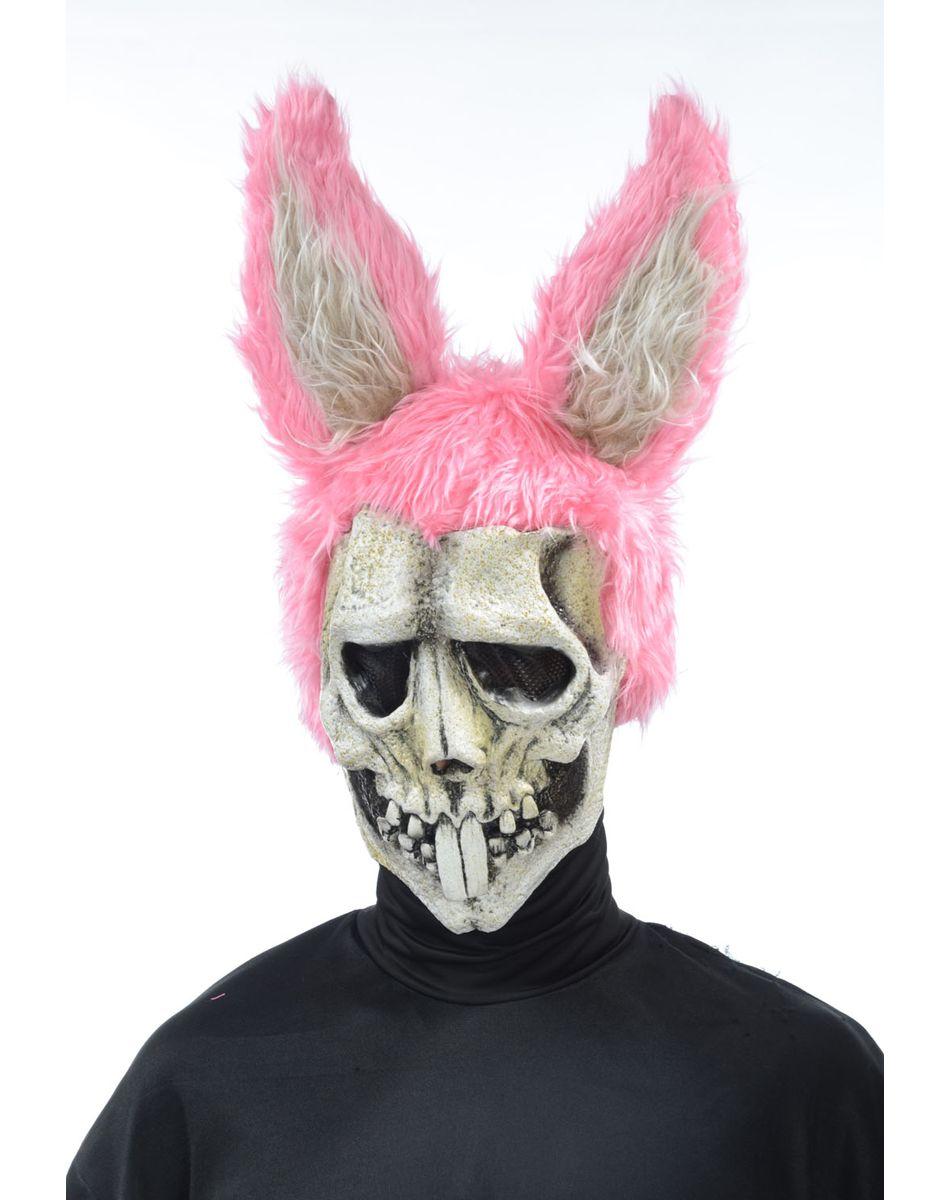 20ac67834 Creepy Bunny Mask – Spirit Halloween | OMP's Halloween | Bunny mask ...