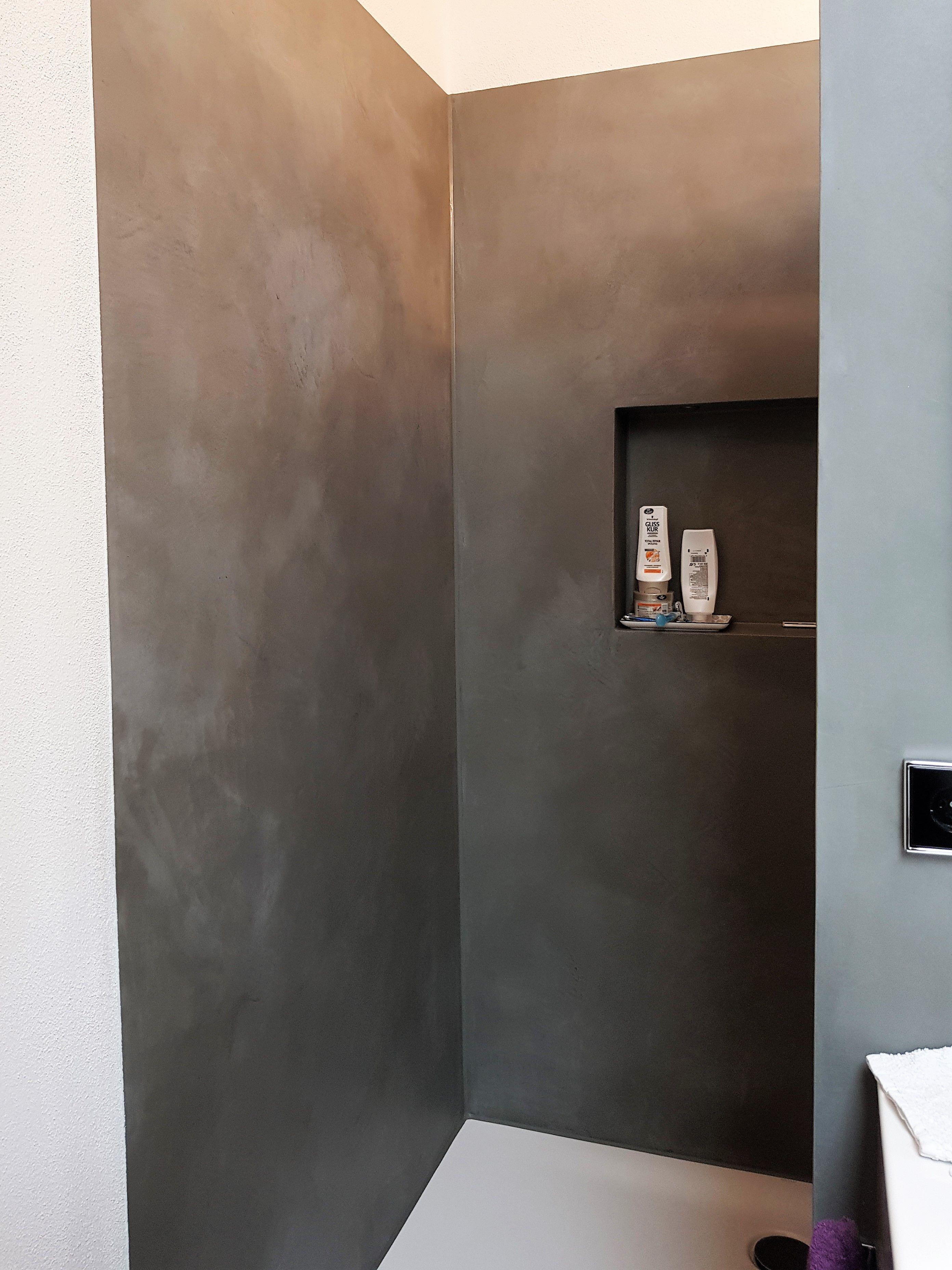 Badbeschichtung Mineralisch Crearev Lieferant Beton2 Kleines Badezimmer Umgestalten Badezimmer Umgestalten Badezimmer