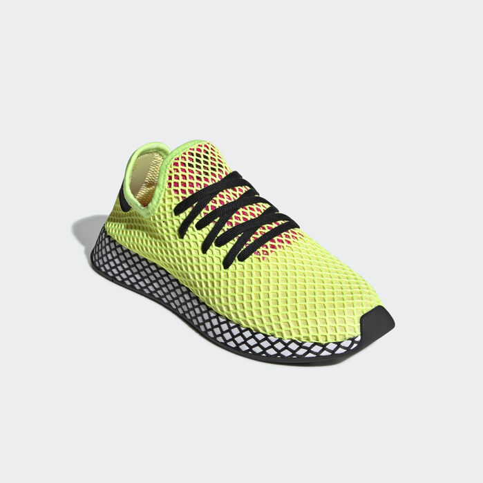 Deerupt Runner Shoes Yellow 8.5,10.5 Mens en 2020
