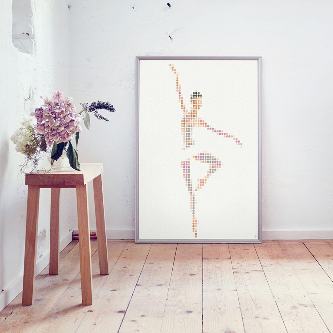 Geschenkidee moderner Fine Art Print Digital Ich chill.... Wanddekoration NEU