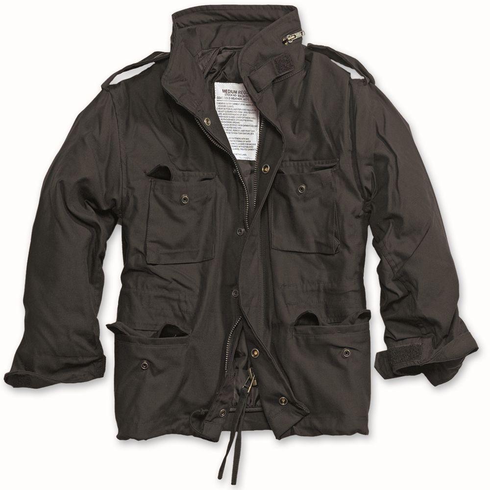MILSPEC SURPLUS M65 Field Jacket Military Combat Army Mens Vintage Classic Coat Warm Liner Parka