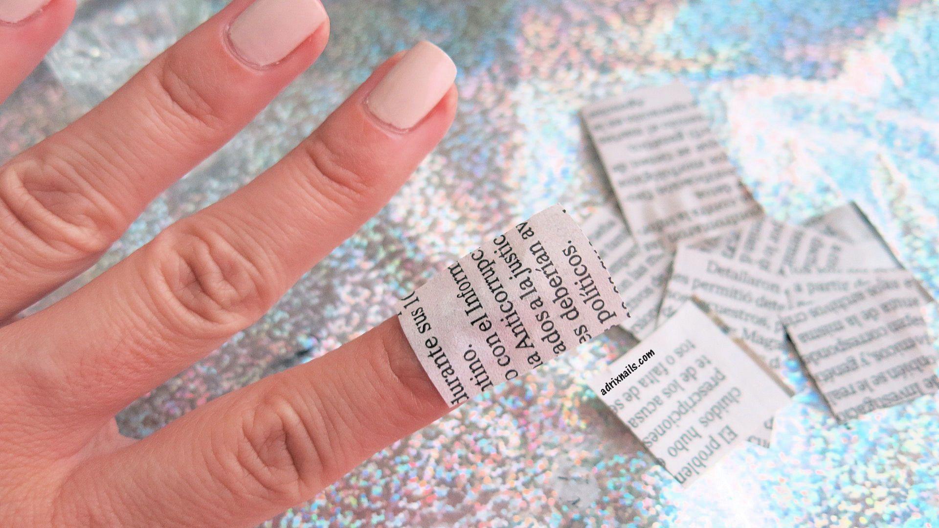 Tutorial de u as decoradas con esmalte paso a paso para - Unas decoradas con esmalte ...