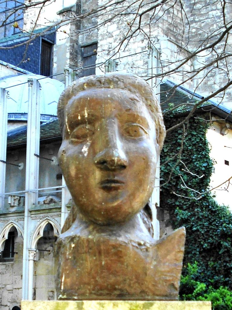 Homage To Apollinaire At The Garden Of Saint Germain Des Pres Paris By Pablo Picasso Picasso S Homage To Apollinaire Is A Tribute To The Artist S Friend T