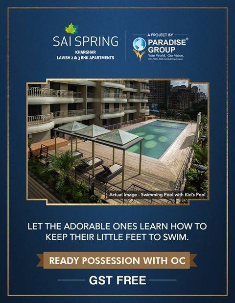 sai spring kharghar lavish 2 3 bhk apartments ready possession