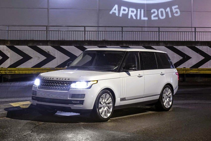 Land Rover Celebrates Production Of Its 6 000 00th Vehicle Wheelsology Com World Of Wheels In 2021 Land Rover Range Rover Range Rover Sport