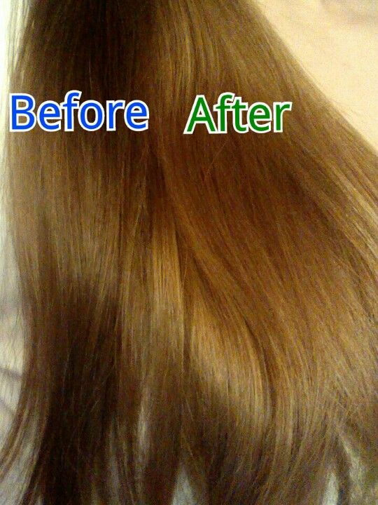 Hydrogen Peroxide Lemon Juice And Baking Soda Hair Lighten