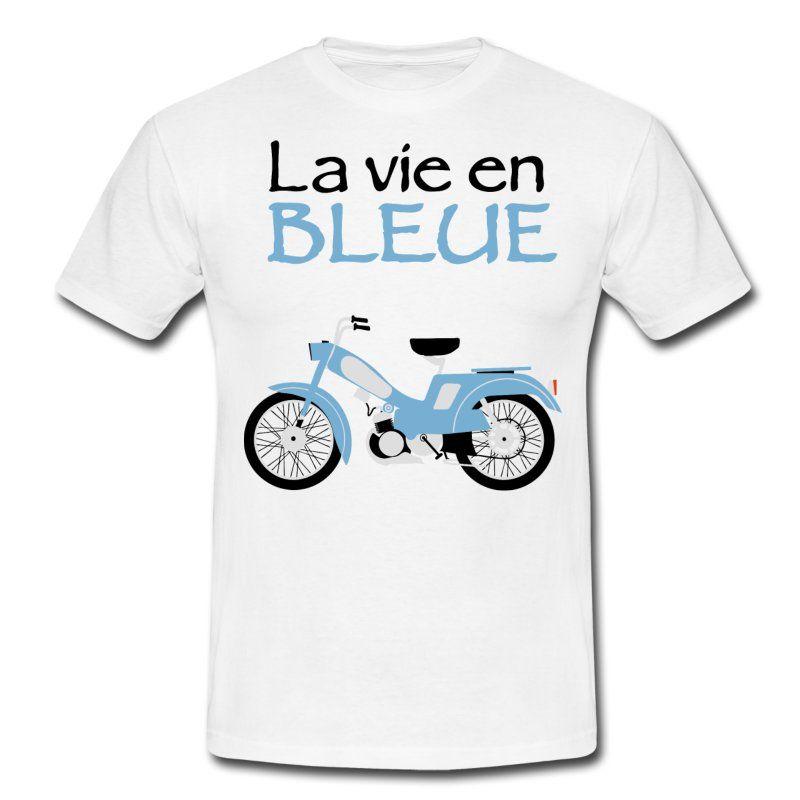 La vie en BLEUE ! La vraie MOB by MOTOBÉCANE