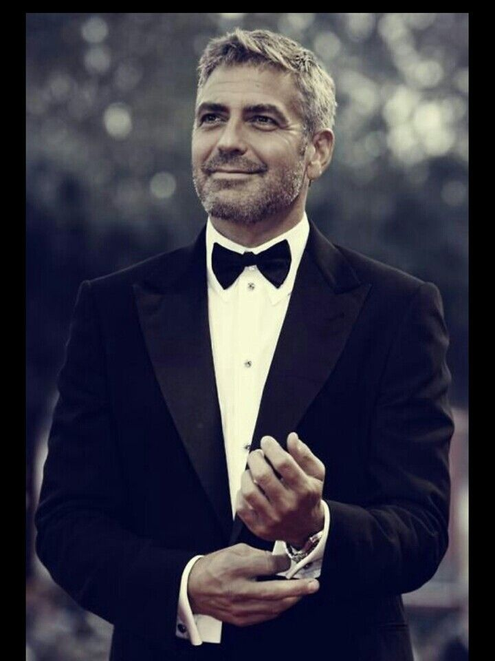 George Clooney. The older the better I would say he was one of my husband but we know he's not getting married anytime soon or at all