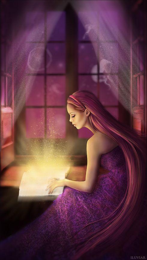 Una noche de cuentos de hadas por~iluviar on deviantART