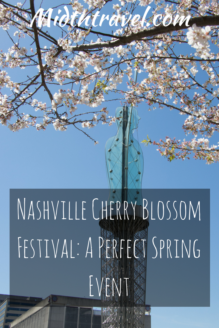 Held In Spring The Nashville Cherry Blossom Festival Is A Celebration Of Japanese Culture Public Square In Culture Travel Travel Usa Usa Travel Destinations