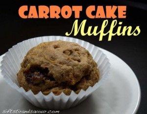 CARROT-CAKE-MUFFINS-Vegan-Grain-Free-Refined-Sugar-Free-Oil-Free