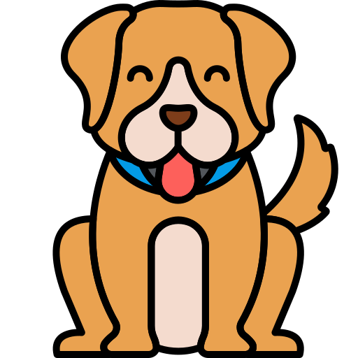 Dog Free Vector Icons Designed By Flat Icons Vector Icon Design Flat Icon Free Icons