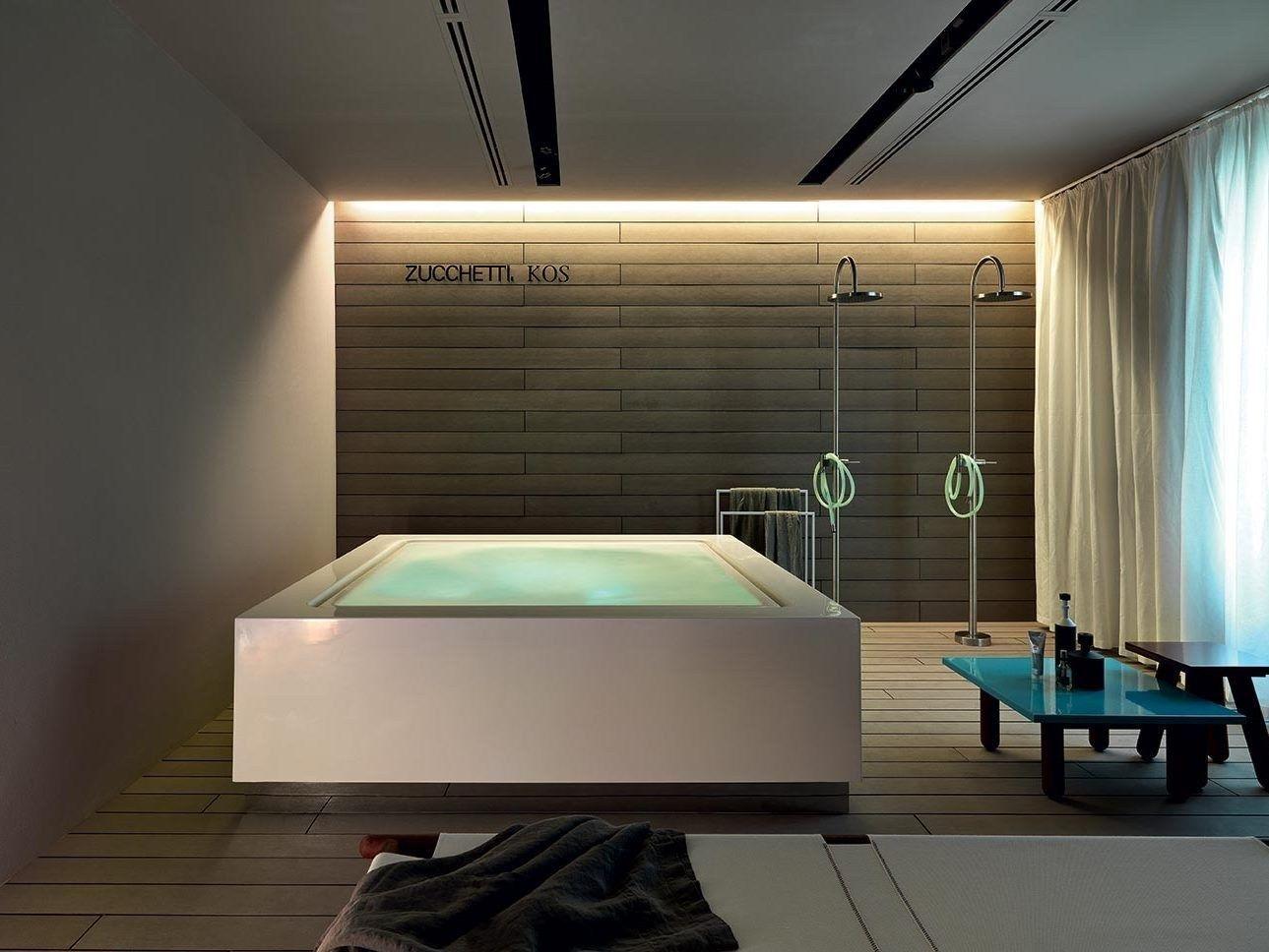 Pin By Sokianos Cc On Bathroom Hot Tub Outdoor Indoor Hot Tub Bathroom Design