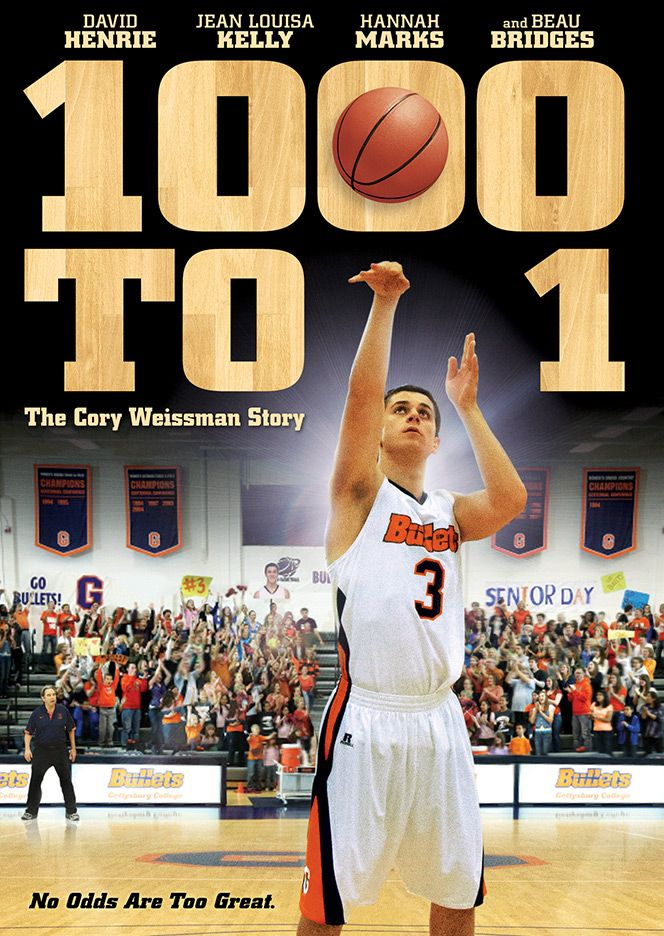 1000 To 1 Basketball Movies Weissman Basketball