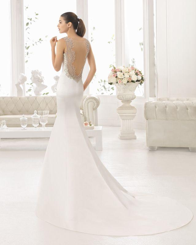 cerezo vestido de novia aire barcelona 2017 | aire barcelona wedding