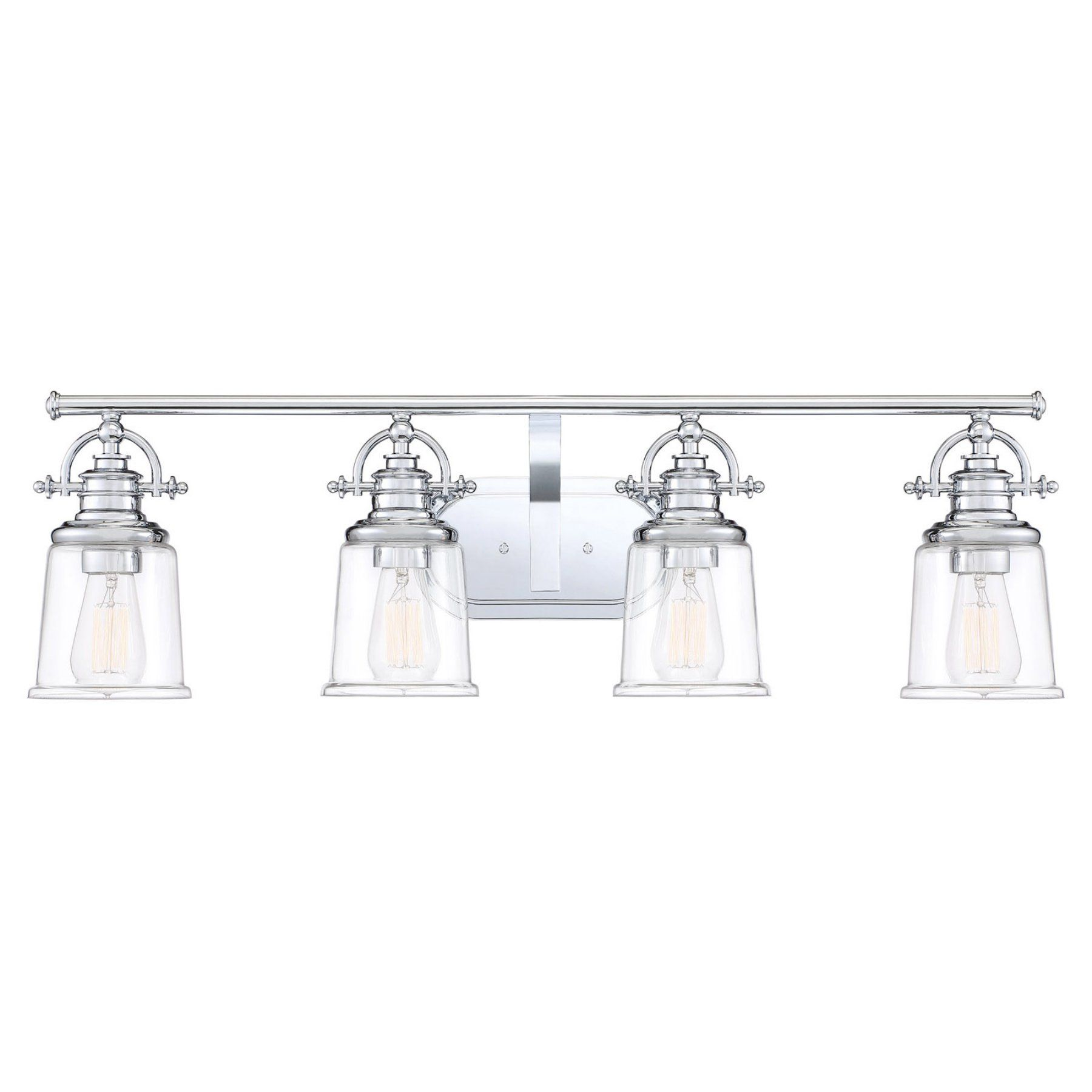 Quoizel grant 4 light bathroom vanity light