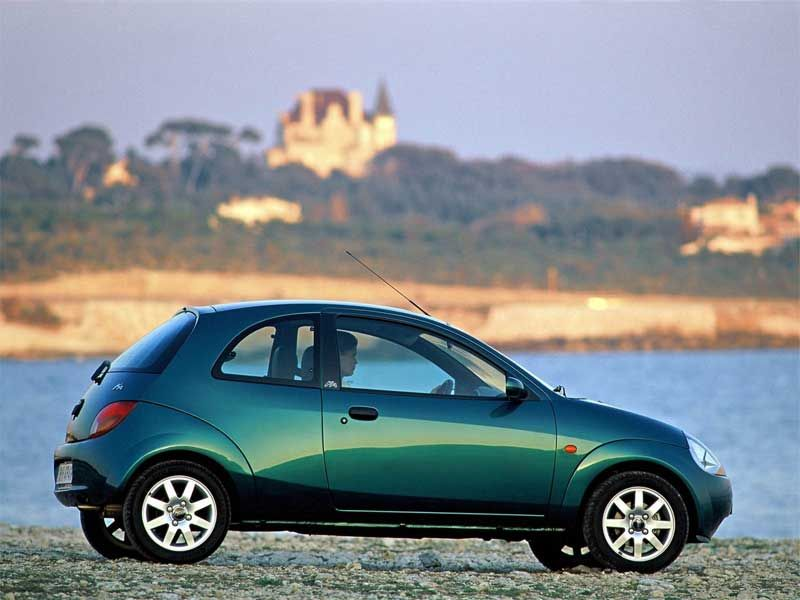 Ford Ka Green Classic Cars Vintage Car Ford Ford