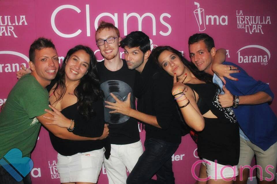 Momentos Clams