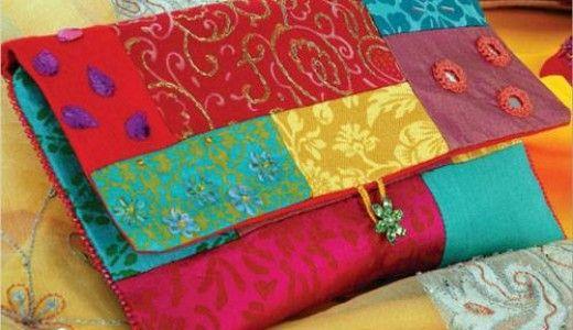 Bollywood Bag - Tutorial grátis de costura