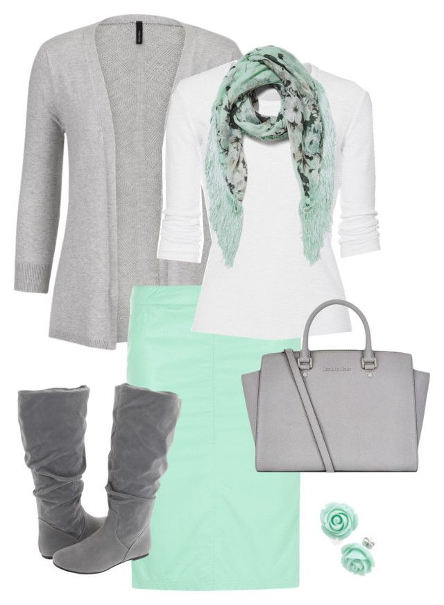 """""""Smart Casual"""" by seraiah99 ❤ liked on Polyvore featuring maurices, Alice & You, James Perse, rsvp, Impulse and MICHAEL Michael Kors"""