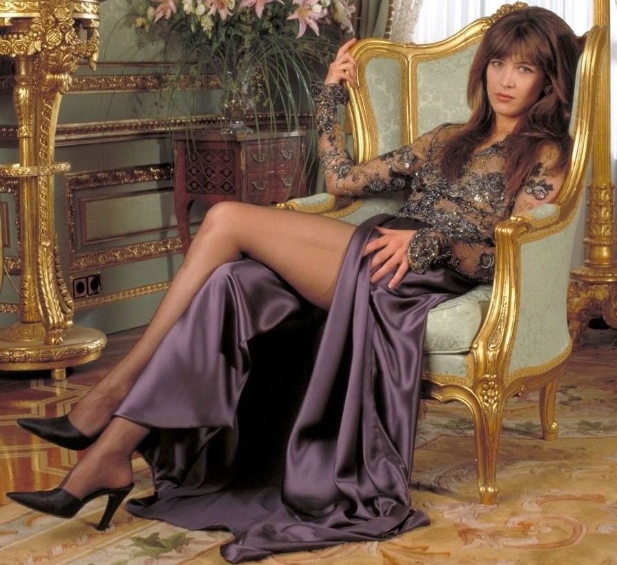 Sophie Marceau As Elektra King The World Is Not Enough 1999