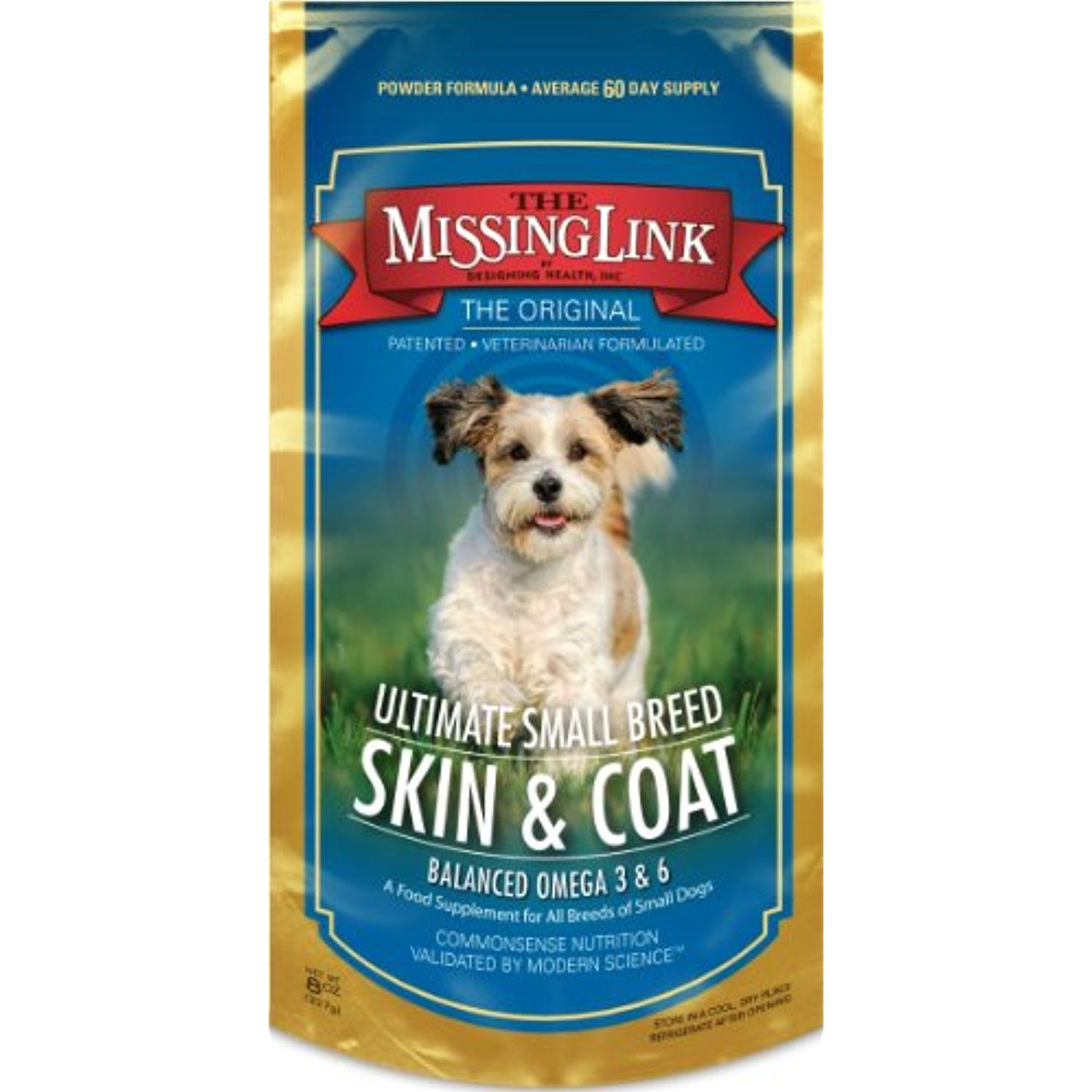 The Missing Link Ultimate Small Breed Skin Coat For Dogs 8 Ounce You Can Read More At The Image Link This I Small Dog Breeds Small Breed Dog Health Skin