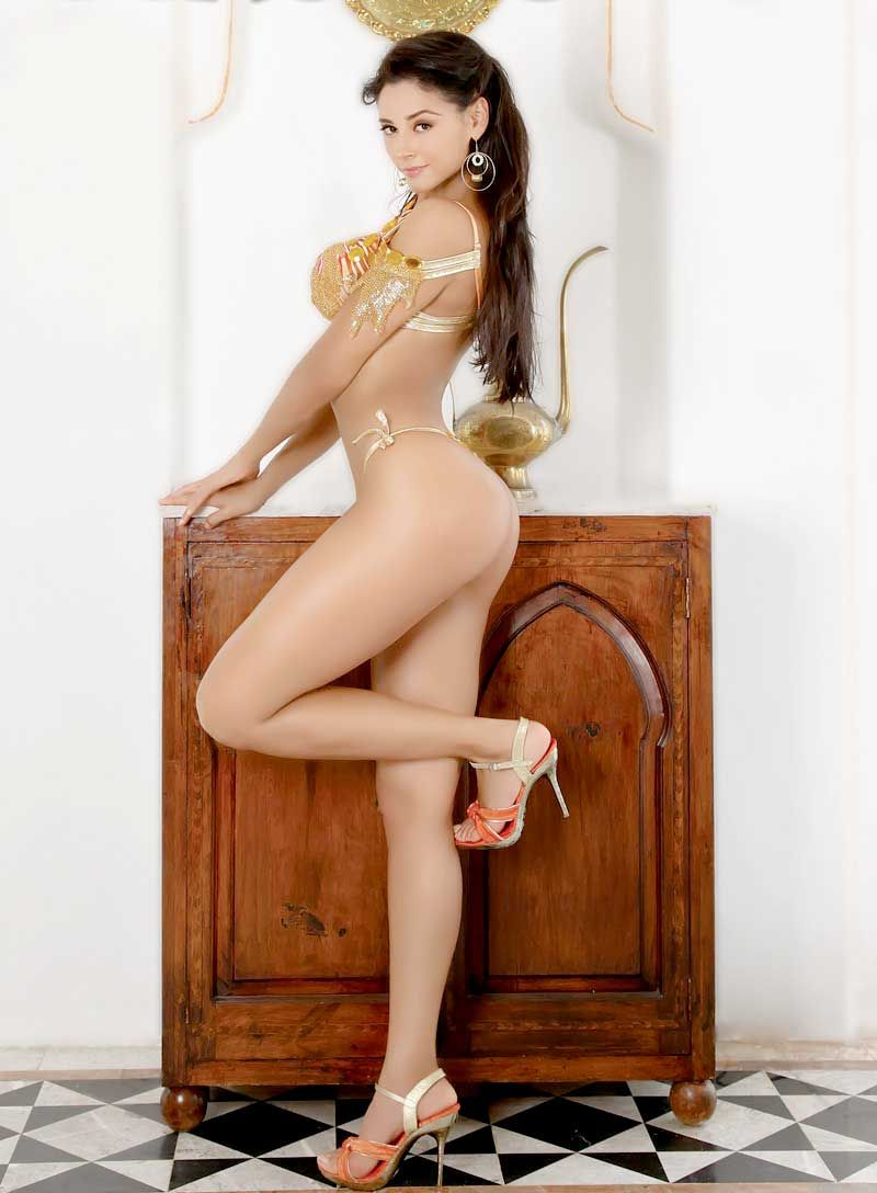 Argentine model dorismar pregnant