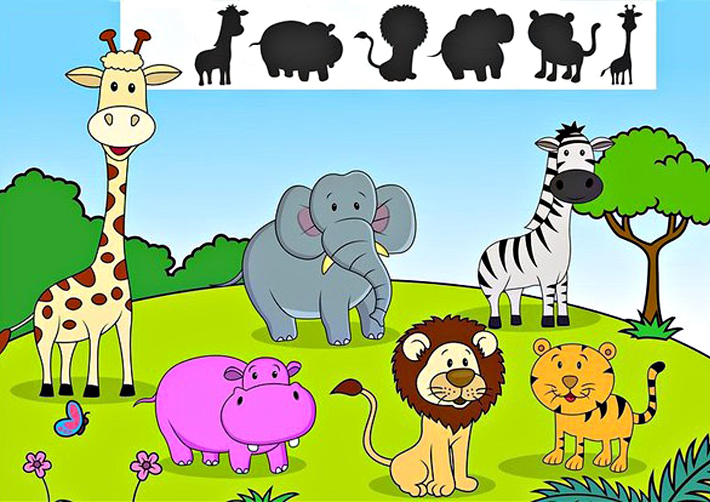 картинки животные развивающие игры для бесконечное множество рецептов