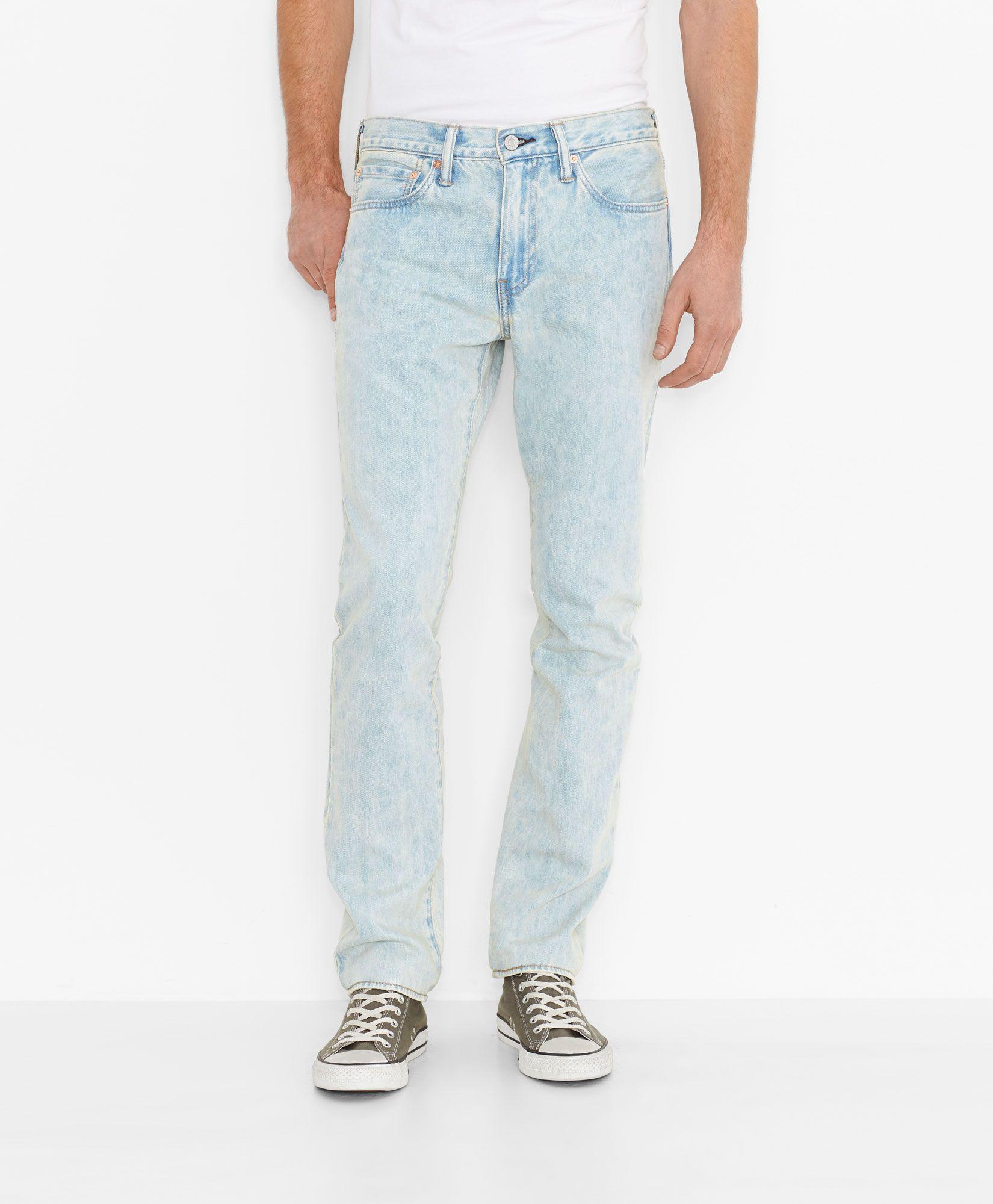 Levi's Demi Curve Slim Fit Jeans Spring Waters Womens Jeans Jeans for Women COLOUR-spring waters