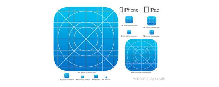 The Best Freebies for Designers (June 2013) Ios 7 icons