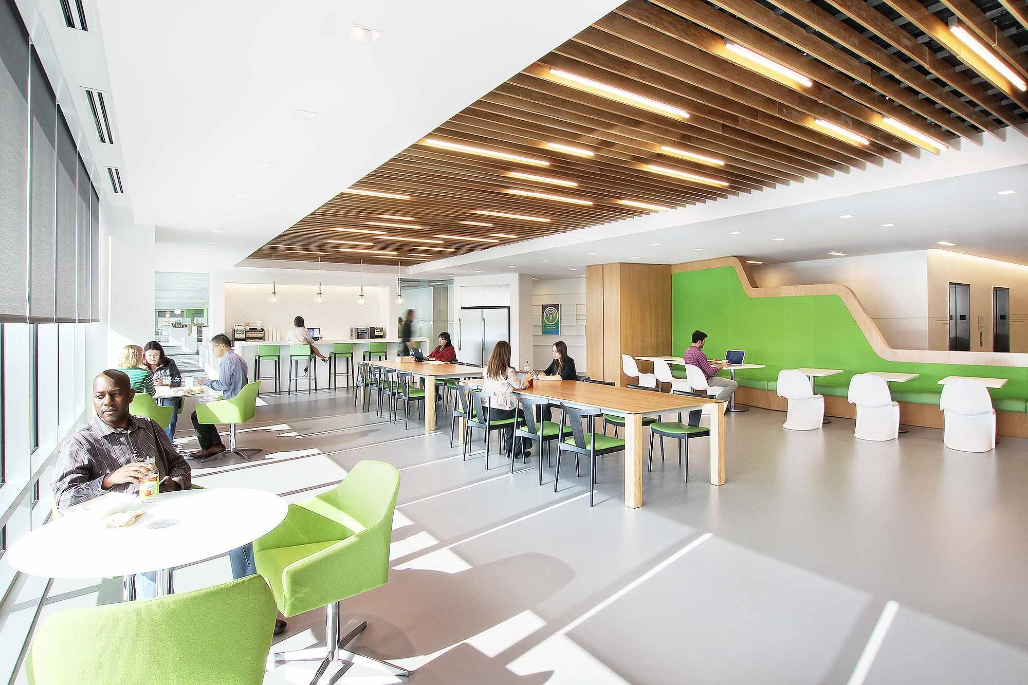 Bayer Healthcare Headquarters By Gensler, Whippany New Jersey Office