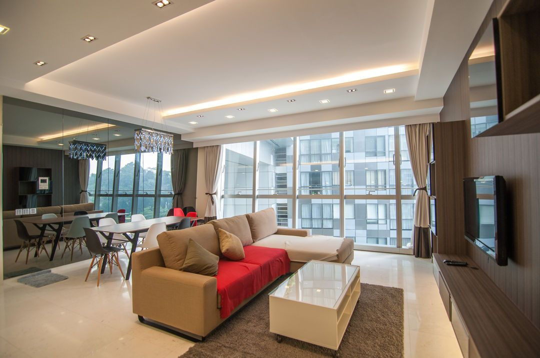 3 Bedroom Luxury Apartment Near Sentosa Singapore