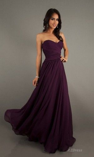 36 Purple Prom Dresses Fit for a Prom Queen | Ball dresses
