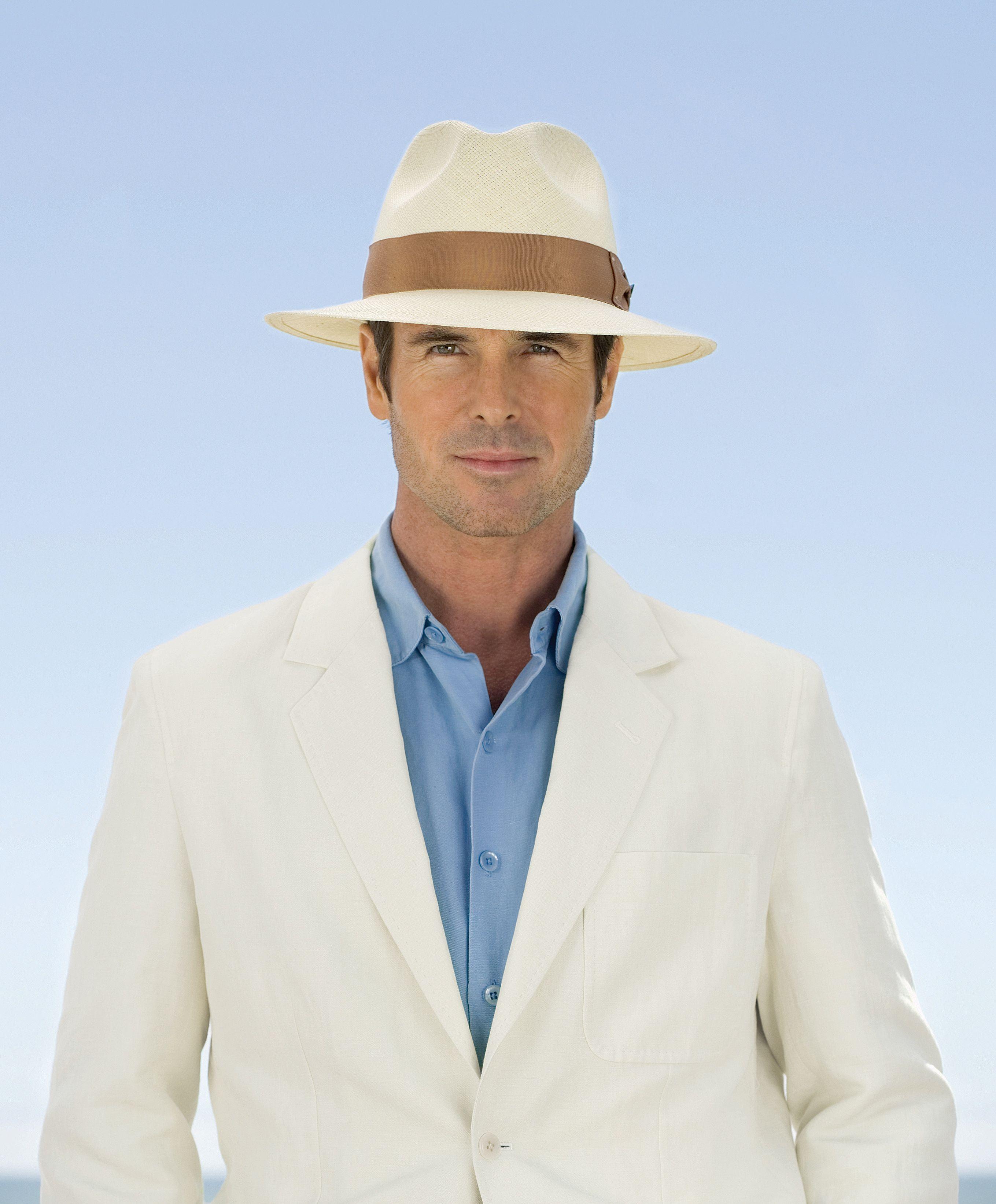 4fbb16d991508e Men's fashion. Panama fedora hat. Grade 8 Scala Panama. | Men's ...