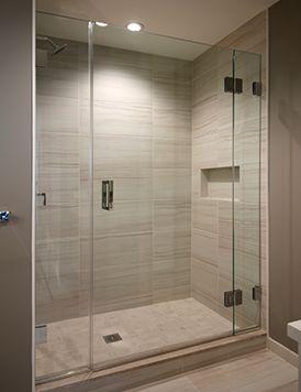 Frameless Shower Doors & Panels | Oasis Shower Doors MA, CT, VT, NH