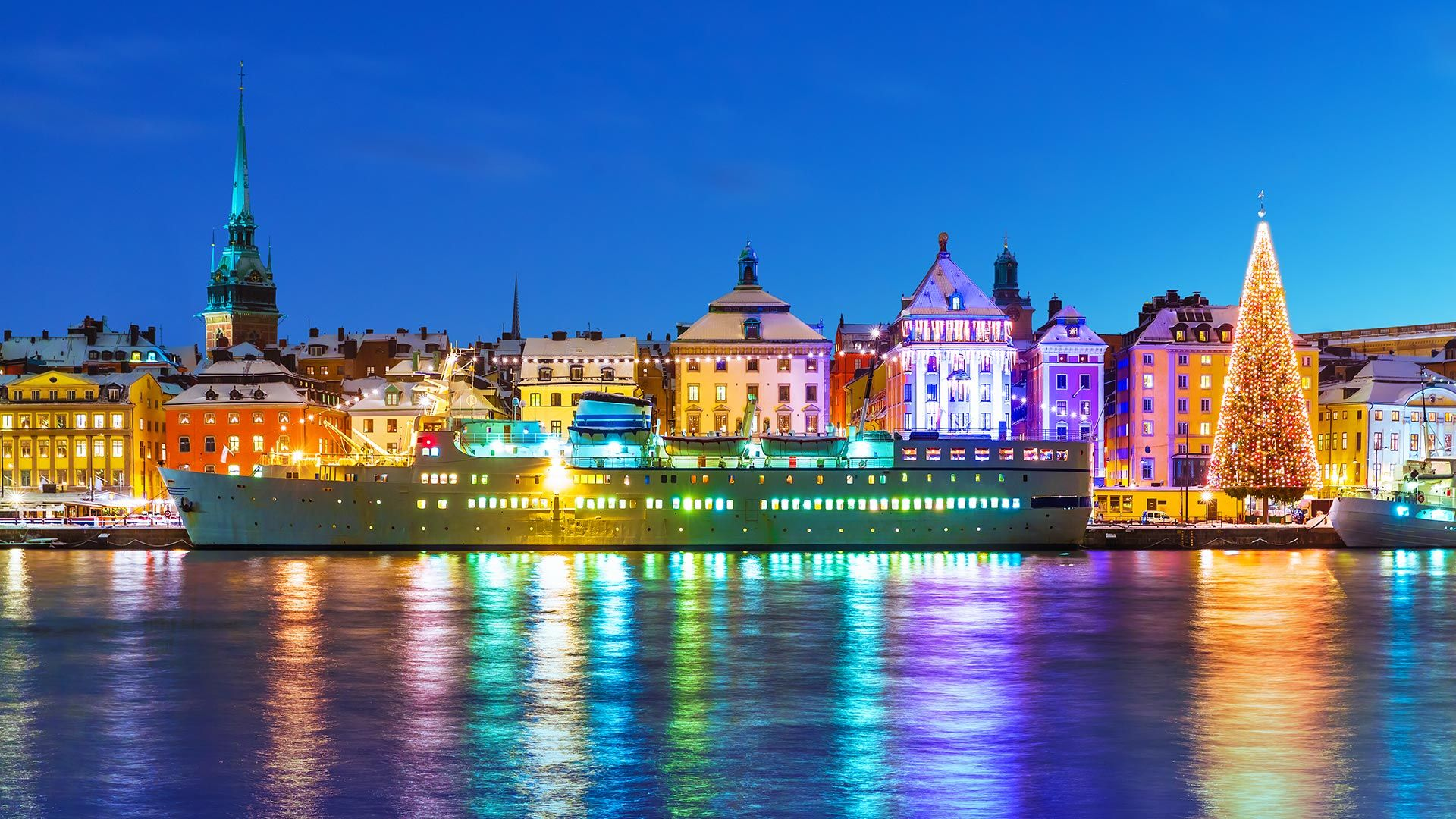 Stockholm Christmas Weekend - 4 Days 3 Nights - Nordic Visitor ...