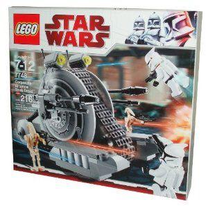 Corporate Alliance Tank Droid Star Wars™ Set 7748 Minifiguren !