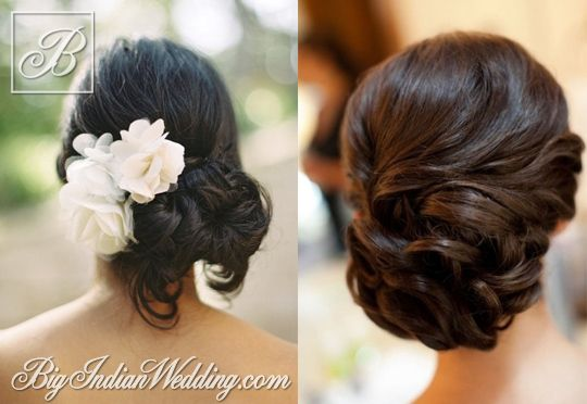Pleasant Bridal Hairstyles Hairstyles And Bridal On Pinterest Short Hairstyles For Black Women Fulllsitofus